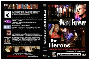 4Ward Forever Heroes - Cover