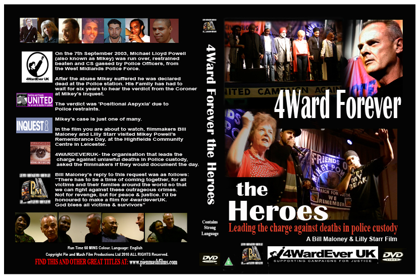 Film: 4Ward Forever The Heroes