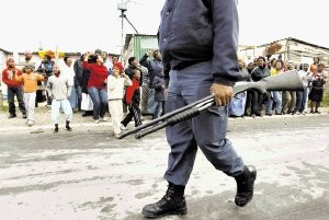 S.Africa: police linked to 640 civilian deaths in 2015