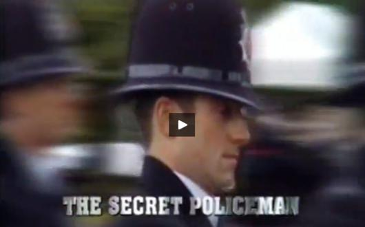 The Secret Policeman