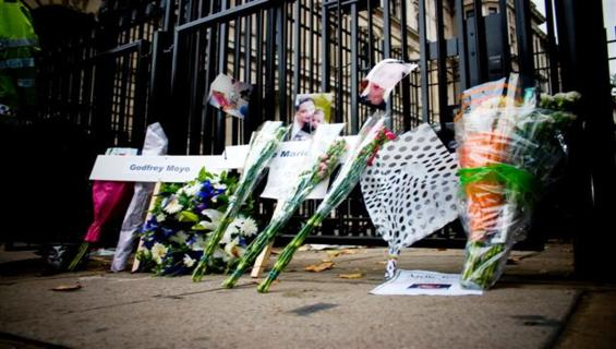 No10 Security refused deaths in custody letter