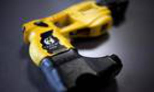 Two police officers sacked over using Taser on innocent man