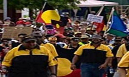 Brisbane rallies against another death in custody