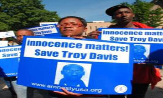 Celebs and politican's rally to stop Troy Davis execution
