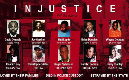 INJUSTICE screening: National Memorial Family Fund fundraiser