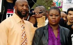 Trayvon Martin Parents