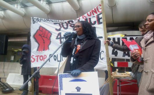 International Day of Action Against Police Brutality