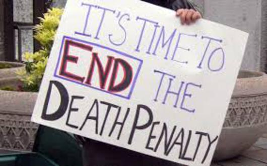 Death penalty repeal effort sparks 9 hour testimony