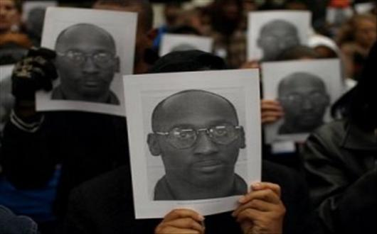 The execution of Troy Davis