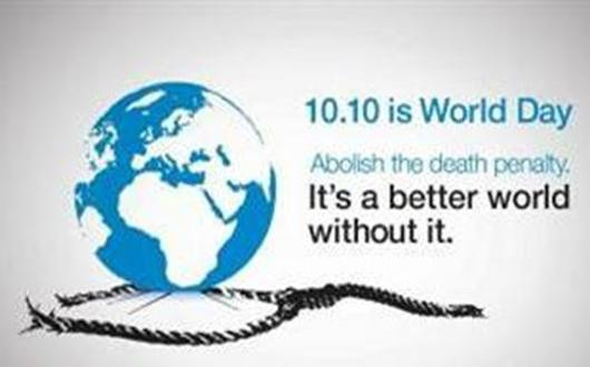 World Day Against the Death Penalty - 10 October 2013