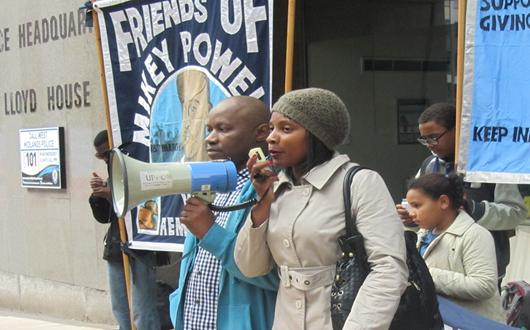 Mikey Powell Campaign marks a decade of struggle