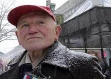 Tribute in Bolton to anti-war campaigner Bertie Lewis