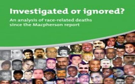 Investigated or ignored? | Report from The IRR