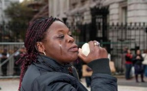 Janet Alder cry for justice