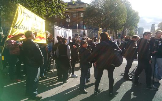 16th Annual UFFC March : Report for 2014