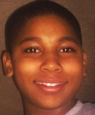 Tamir Rice: First picture of 12-year-old shot dead by police while holding replica gun