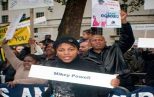 Launch of the Mikey Powell Memorial Family Fund appeal