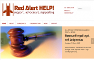 Red Alert HELP! Support on the 4WardEver UK website