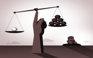 Blind justice law