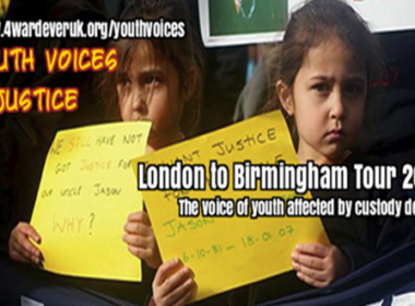 UFFC + 4WardEver Youth Voices 4 Justice