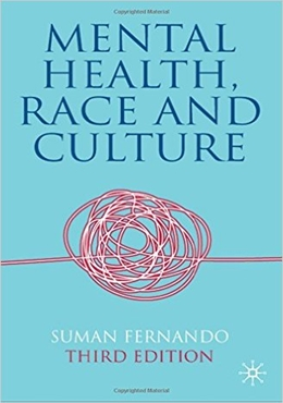 Book - Mental Health, Race and Culture