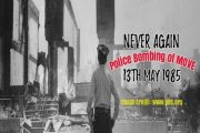 'Unalienable Rights,' an animated film on Philly's '78 attack on MOVE