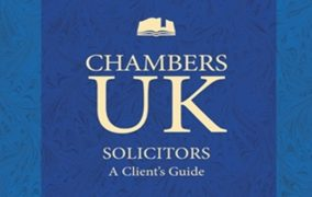 Chambers UK : The UK's best lawyers guide 2017