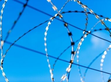 Prison Detention Barbed Wire