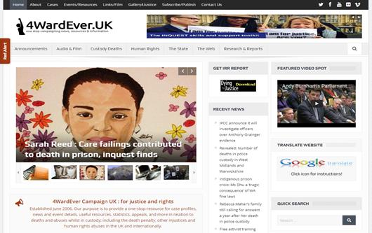 4WardEver UK - 2015 Revamp