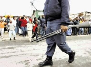 South African Police - Image Credit – www.timeslive.co.za