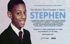 Flyer - The Murder that Changed a Nation