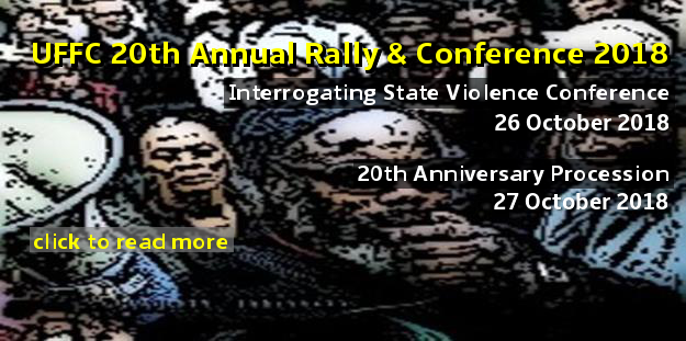 UFFC 20th Annual Rally & Conference 2018
