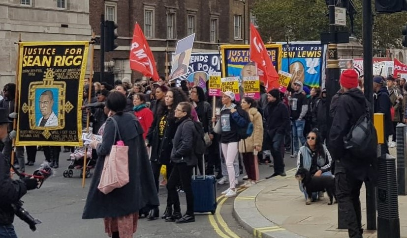 UFFC Demo 2018 - Image credit : Dave Springer