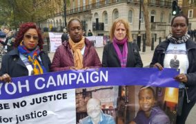 Family of Sheku Bayoh to lodge complaint and demand for inquiry