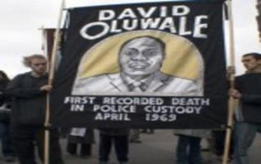 David Oluwale : The first victim of racist policing - 1969
