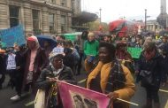 UFFC Rally 2019 : Shows solidarity with Scottish & French campaigners
