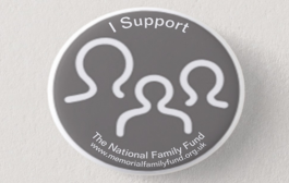 National Family Fund : Buy your badge today and support the fund