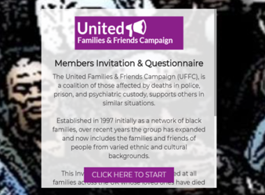 UFFC Members Invitation & Questionnaire 2020