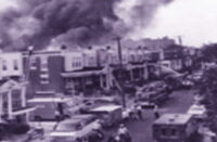 MOVE bombing May 13, 1985
